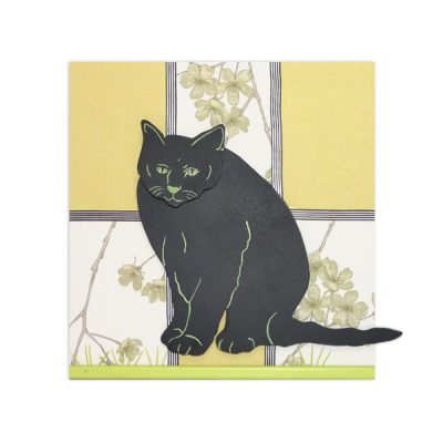 wandbord kat