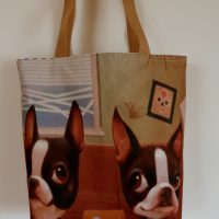 shopper ' Boston Terrier 2 '