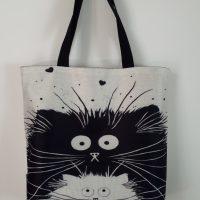 Shopper-tas  ' katten '