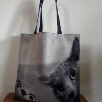 shopper 'Kiekeboe cat '