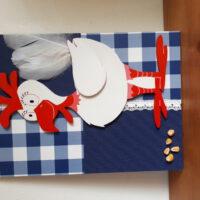 wandborden kip, schaap, paard, konijn, eend, hond ,gans