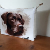 etui ' bruine Labrador '
