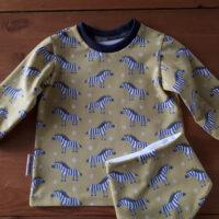shirtje ' Zebra's '