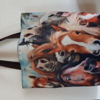 shopper/tas 'Paarden '