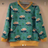 shirt 'caravan ' 86-92